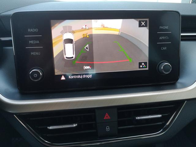 Skoda (EU) Kamiq 1.0TSi Style DSG PDC LED App Sitzh.