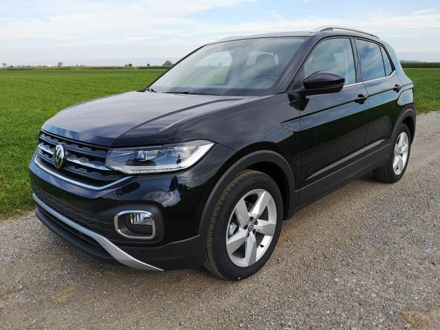 Volkswagen T-Cross - Style DSG ACC LED APP Virtual