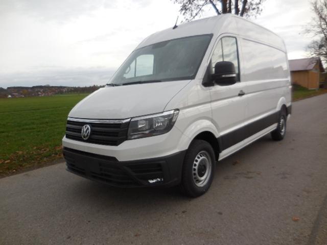 Kurzfristig verfügbares Fahrzeug, wird im Auftrag des Bestellers importiert / beschafft Volkswagen Crafter - L3H3 35 Kasten Radio Sitzh. 3 Sitzer