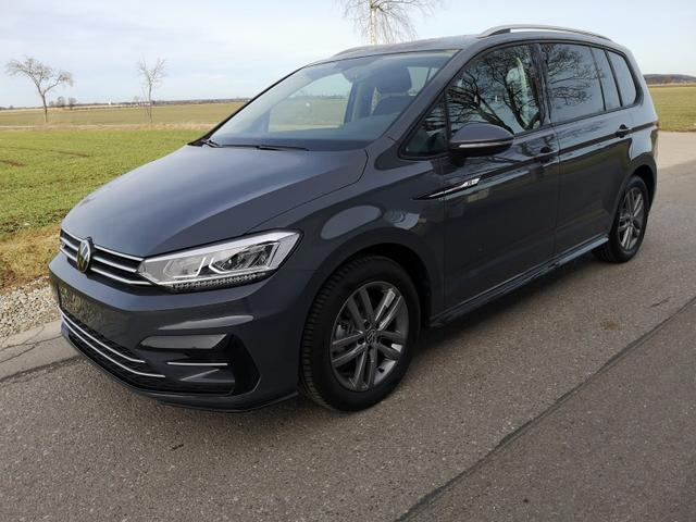 Volkswagen Touran - 1,5TSi R-Line DSG ACC NAVI LED 7Sitzer Vorlauffahrzeug kurzfristig verfügbar