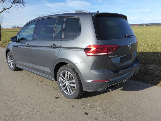 Volkswagen Touran    2.0TDi Comfortline R-Line DSG ACC, APP, LED 7 Sitzer