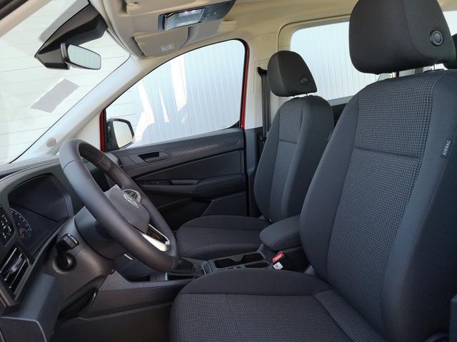Volkswagen Caddy 2.0TDi 6Gang Navi PDC Clima MFL Sitzh.