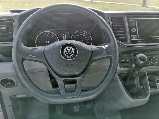 Volkswagen Crafter - 35 2,0TDI Kasten-Hochdach AHK Sitzh. App Kamera