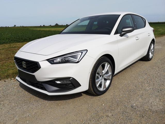 Kurzfristig verfügbares Fahrzeug, wird im Auftrag des Bestellers importiert / beschafft Seat Leon - 1,5TSi FR-Line neues Modell