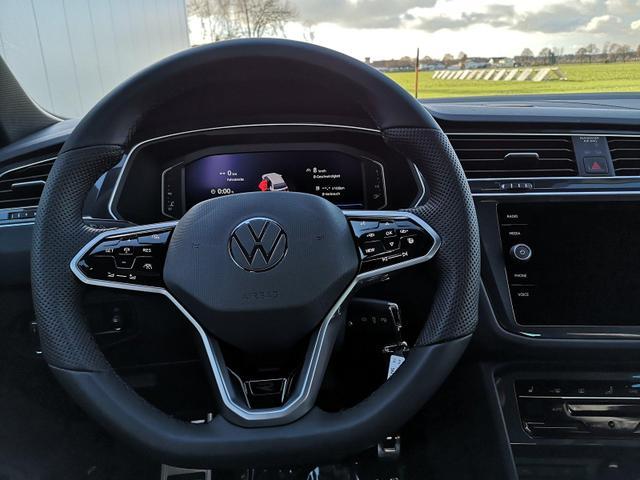 Volkswagen (EU) Tiguan 2.0TDi R-Line DSG 4x4 HEAD UP el. HK. LED