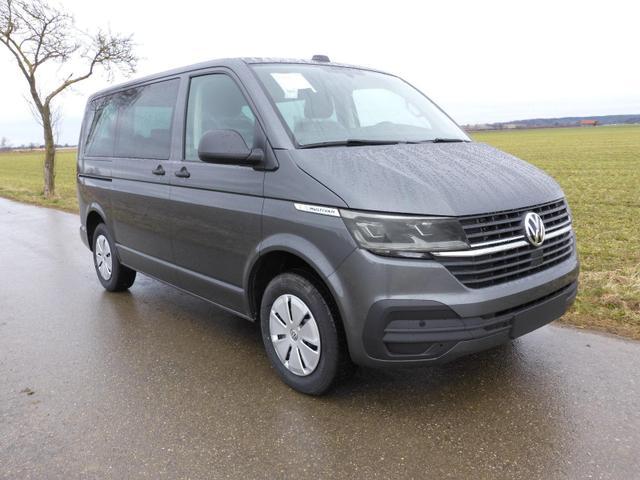 Kurzfristig verfügbares Fahrzeug, wird im Auftrag des Bestellers importiert / beschafft Volkswagen Multivan 6.1 - T6.1 Trendline DSG Navi PDC v h Kamera ACC Sitzh.