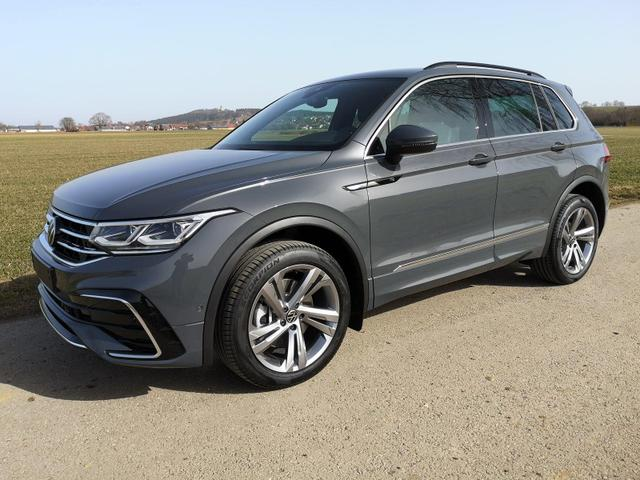 Volkswagen Tiguan - 2,0TDI R-Line DSG 4Motion Standh. AHK ACC el.HK Navi