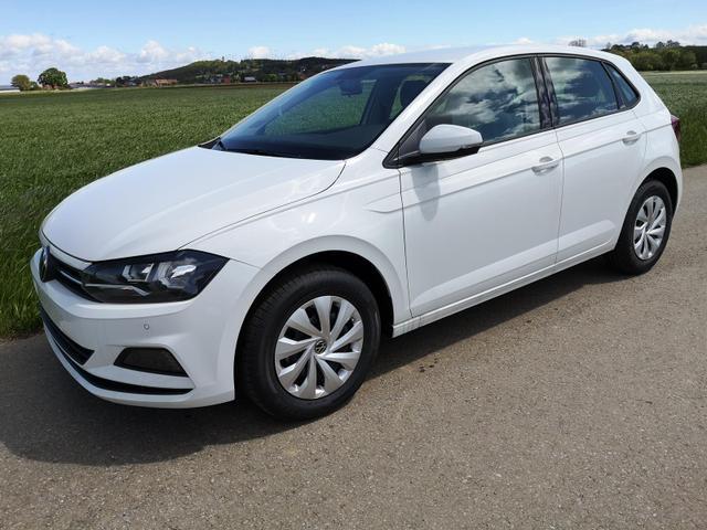 Volkswagen Polo - 1.0 TSI Comfortline ACC App PDC Sitzh MFL Vorlauffahrzeug kurzfristig verfügbar