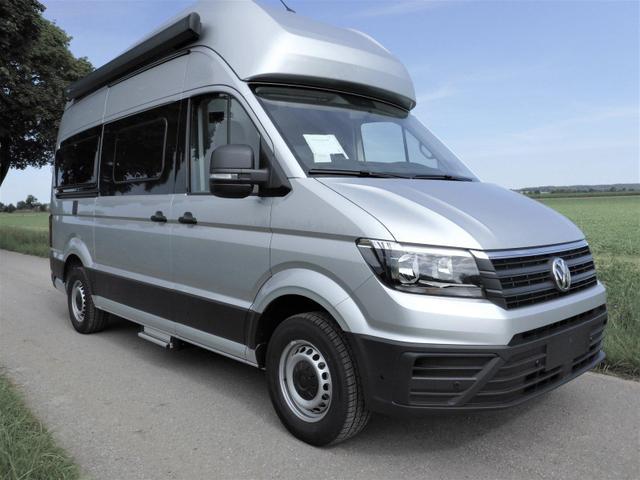 Volkswagen Grand California - 600 3,5 to 2.0TDi Hochbett