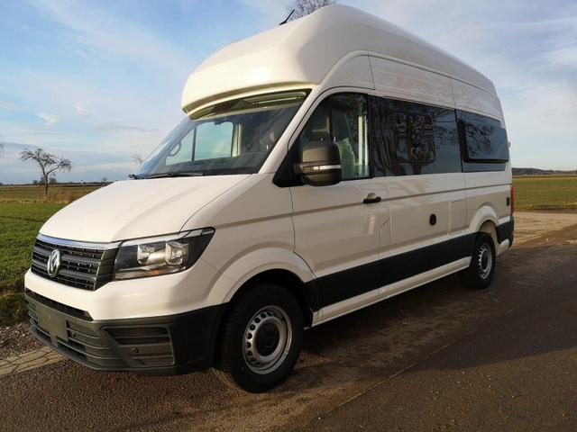 Kurzfristig verfügbares Fahrzeug, wird im Auftrag des Bestellers importiert / beschafft Volkswagen Grand California - 600 3,5 to 2.0TDi Hochbett