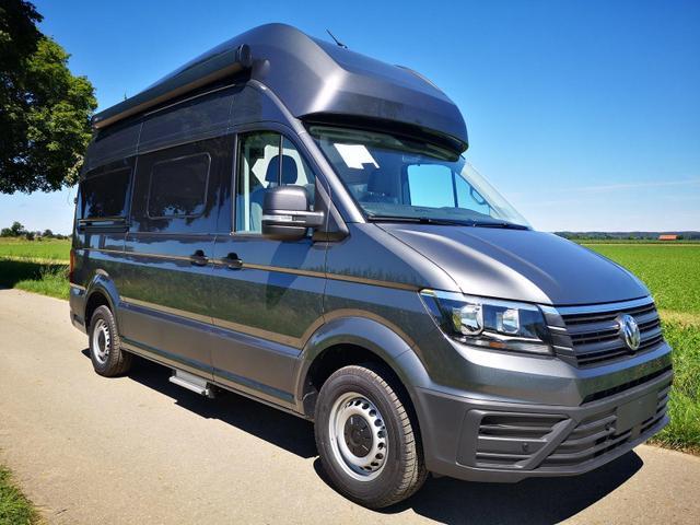 Kurzfristig verfügbares Fahrzeug, wird im Auftrag des Bestellers importiert / beschafft Volkswagen Grand California - 600 3,5 to 2.0TDi 8Gang Automatik