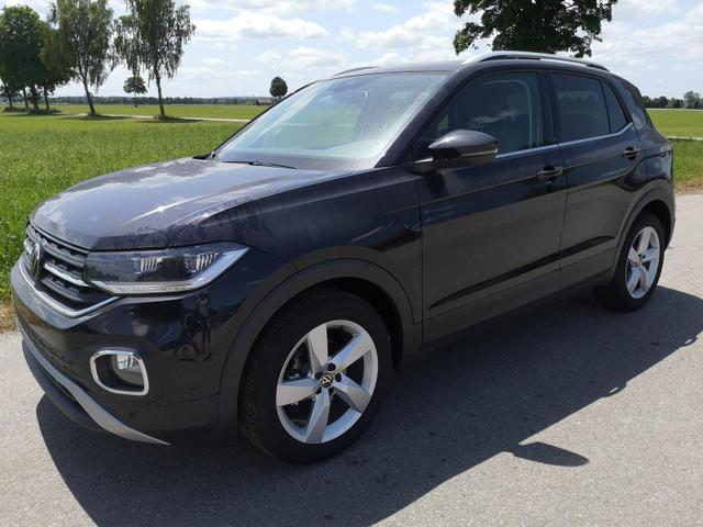 Kurzfristig verfügbares Fahrzeug, wird im Auftrag des Bestellers importiert / beschafft Volkswagen T-Cross - 1.5 TSI Sport DSG Virt. Cockp. Navi ACC PDC v h