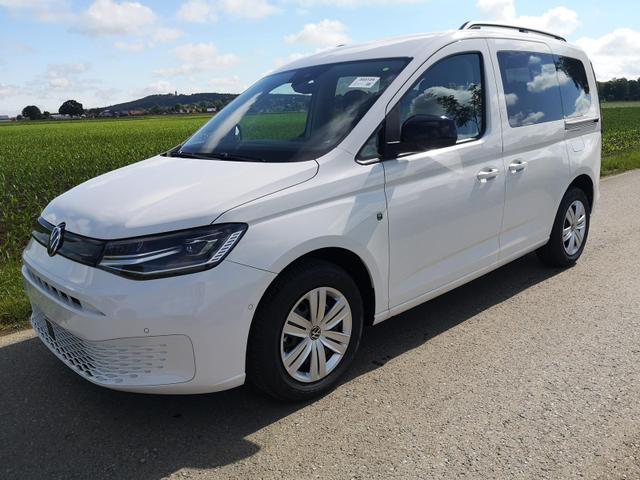 Kurzfristig verfügbares Fahrzeug, wird im Auftrag des Bestellers importiert / beschafft Volkswagen Caddy - 2.0TDI Edition Navi ACC LED Sitzh. Sunset Parkl.