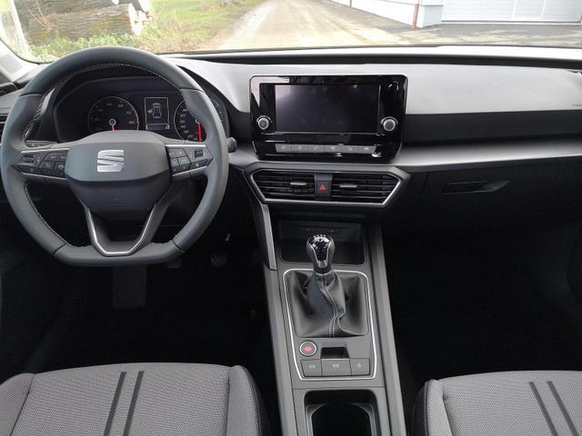 Seat (EU) Leon 1,0TSi Style ACC LED App Sitzh.