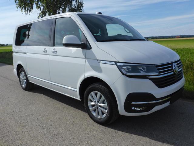 Volkswagen Multivan 6.1 - T6.1 2.0TDi Cruise DSG 2 Schiebetüren Vorlauffahrzeug