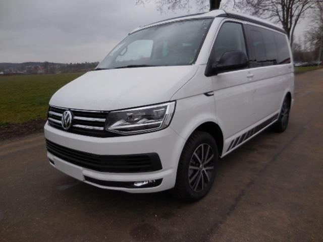 Volkswagen T6 California - 2.0TDi Beach-Edition 5 Gang