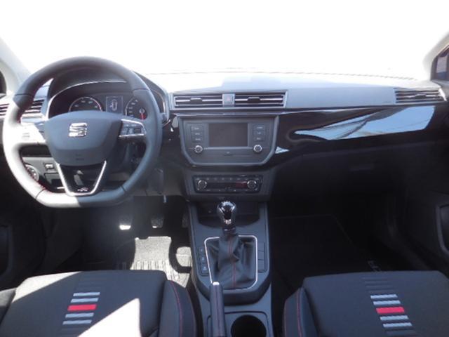 Seat Ibiza 1,0TSi FR DSG LED PDC GRA Sitzh. APP