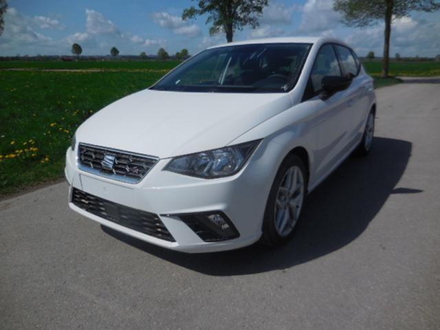 Seat Ibiza - 1,0TSi FR LED PDC GRA Sitzh. APP Vorlauffahrzeug
