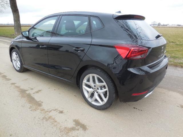 Seat Ibiza    1,0TSi FR LED PDC GRA Sitzh. APP