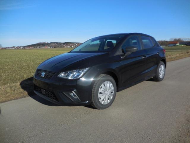Seat Ibiza - 1,0MPI Reference PDC GRA Bluetooth Vorlauffahrzeug