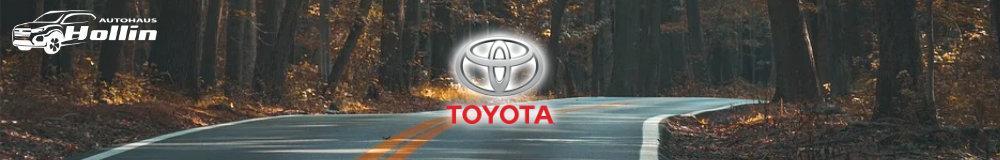 Toyota Reimport EU-Neuwagen in Saalbach kaufen