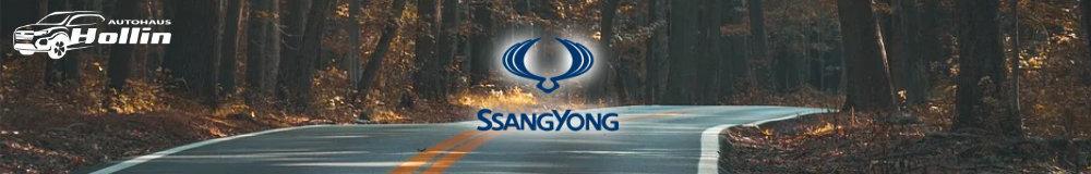 Ssangyong Reimport EU-Neuwagen in Saalbach kaufen