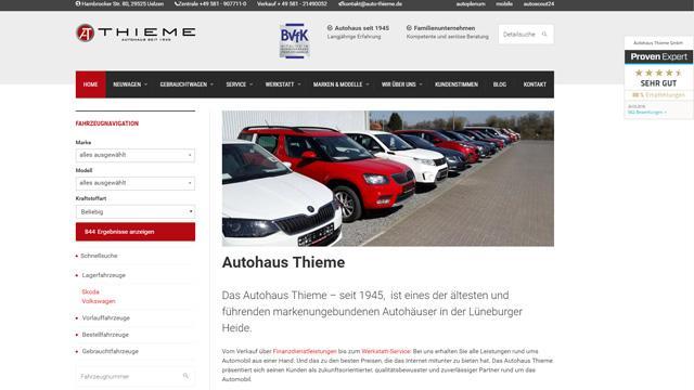 Autohaus Thieme GmbH