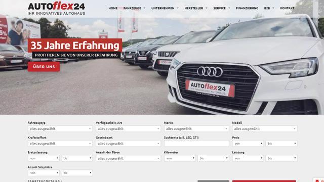Autoflex24 Gmbh Gundelsheim Waghäusel Kunden Referenzen In
