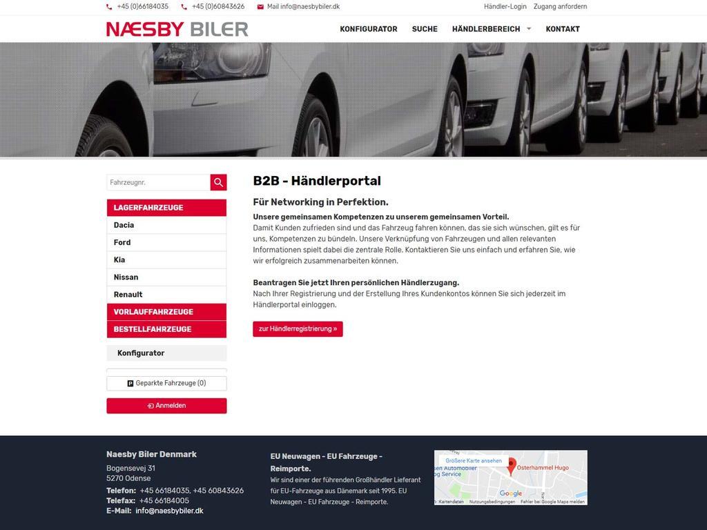 Naesby Biler Denmark