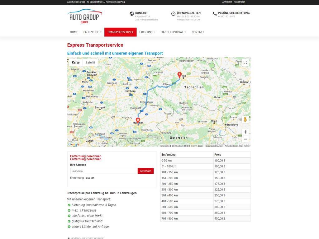 Express Transportservice