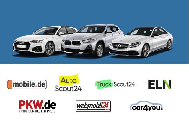 Exportschnittstellen zur Fahrzeugvermarktung
