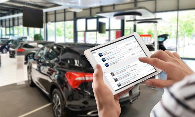 Fahrzeuge zentral und online verwalten