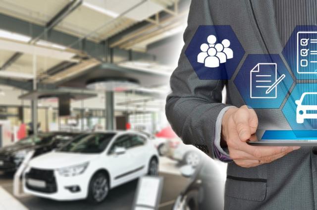Autohandel-CRM: Kunden, Aufträge, Verträge und vieles mehr im Autohaus verwalten