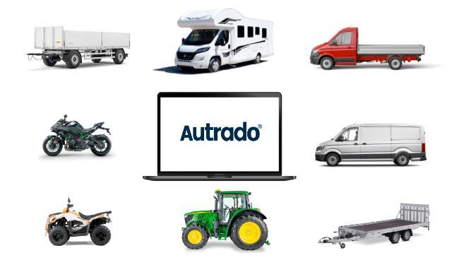 Verwaltung und Vermarktung verschiedener Fahrzeugarten