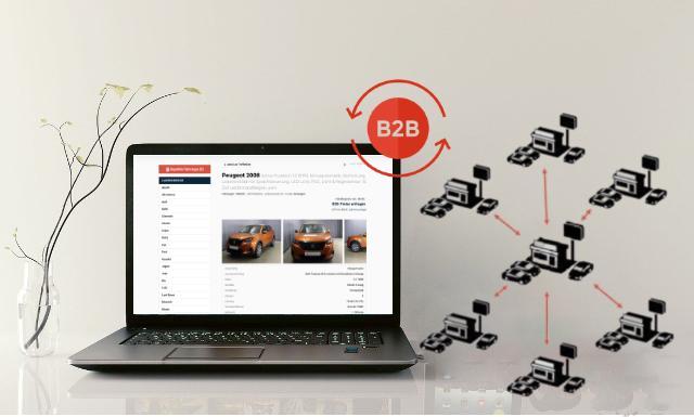 B2B-Modul - Autohandel