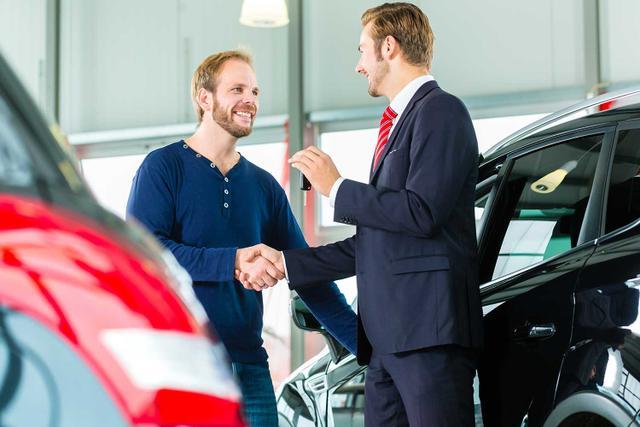 Neuwagenbestellungen annehmen und vermitteln