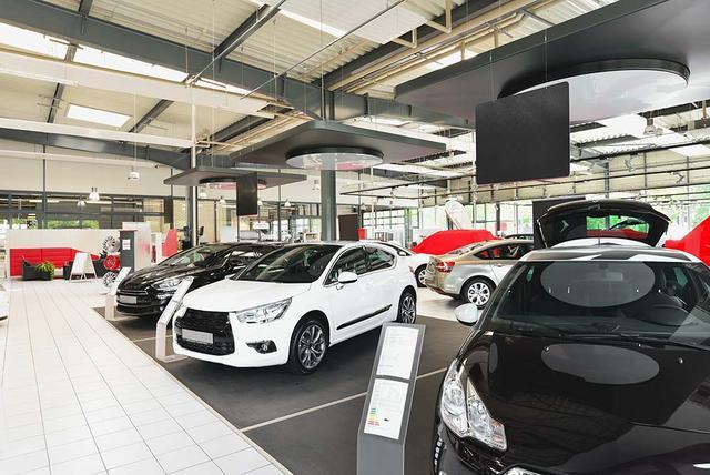 Autohandel All-in-One Softwarelösung