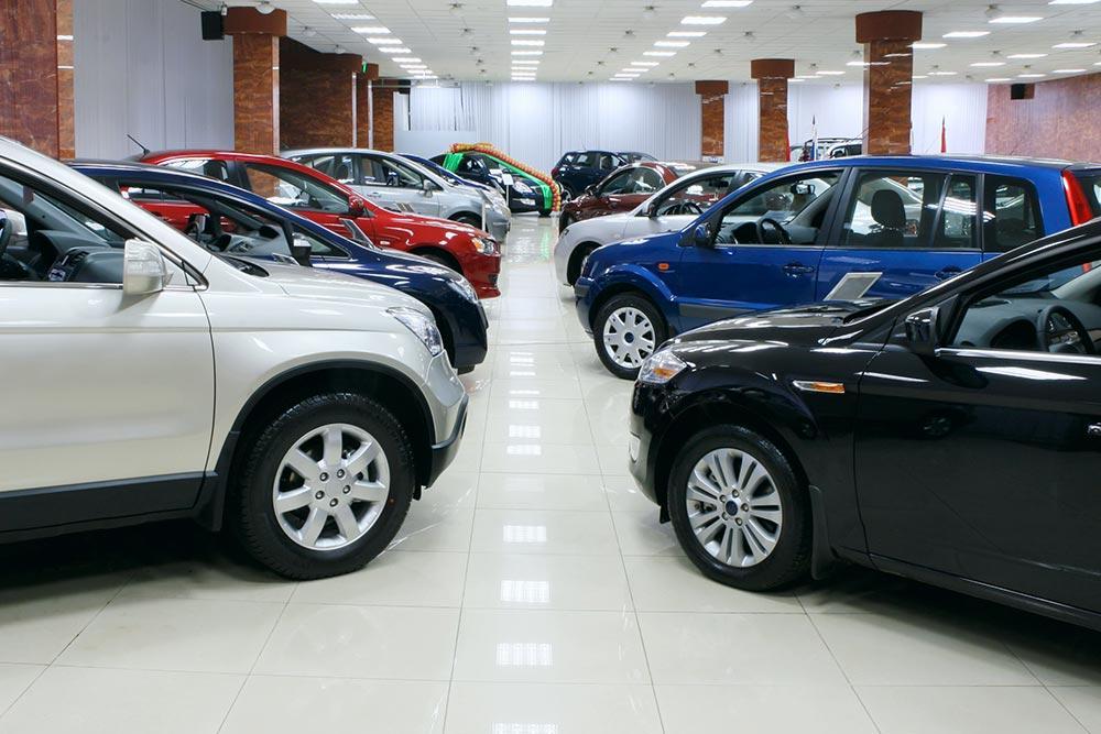 Gebrauchtwagenhändler Profitieren Autohandel Autohaus Website