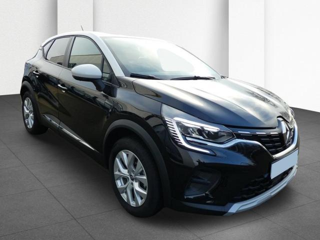 Renault Captur - TCe 100 Experience Deluxe GJR Klimaauto Navi