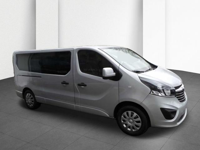 Opel Vivaro Kombi - 1.6 CDTi L2H1 EDITION 9-Sitzer, Navi, Klima, PDC hinten