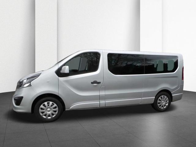 Opel Vivaro - 1.6 CDTi L2H1 EDITION 9-Sitzer, Navi, Klima, PDC hinten