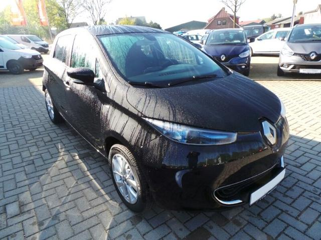 Renault ZOE - 40 R110 Limited Life Navi Klimaauto Miet-Batterie