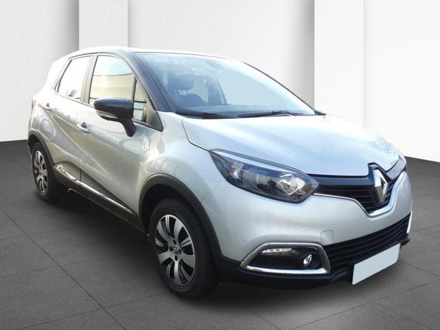 Gebrauchtfahrzeug Renault Captur - 1.5 dCi 90 GJR EURO6 Navi Klimaauto