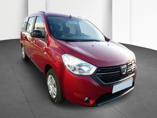 Gebrauchtfahrzeug Dacia Lodgy - TCe 100 Comfort 7-Sitze Navi SHZ Klima PDC hinten