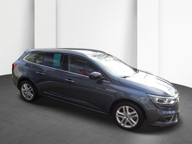 Gebrauchtfahrzeug Renault Mégane Grandtour - Megane TCe 140 EDC Limited 2-Zonen Klimaautomatik, Navi, Tempomat