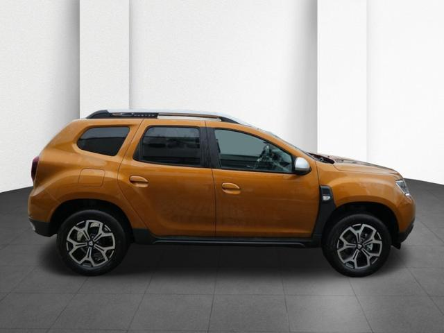 Dacia Duster - BLUE dCi 115 Orange SHZ Klimaauto Navi