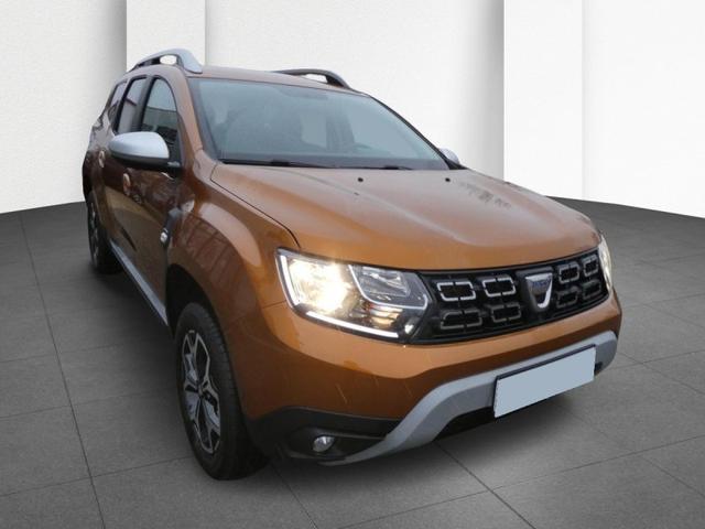 Gebrauchtfahrzeug Dacia Duster - TCe 100 Prestige Klimaauto Navi