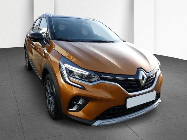 Gebrauchtfahrzeug Renault Captur - Hybrid E-Tech Plug-In 160 Intens 360° Kamera SHZ Klimaauto Navi