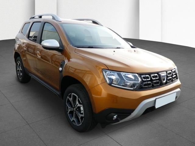 Dacia Duster - TCe 150 Prestige 4WD Leder Navi SHZ Klimaauto