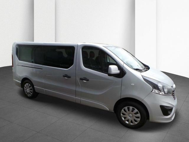 Gebrauchtfahrzeug Opel Vivaro - 1.6 CDTi L2H1 EDITION 9-Sitzer, Navi, Klima, PDC hinten